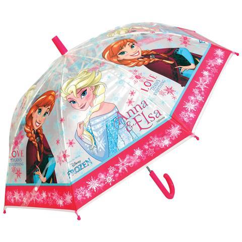 MOIA Ombrello Trasparente Frozen