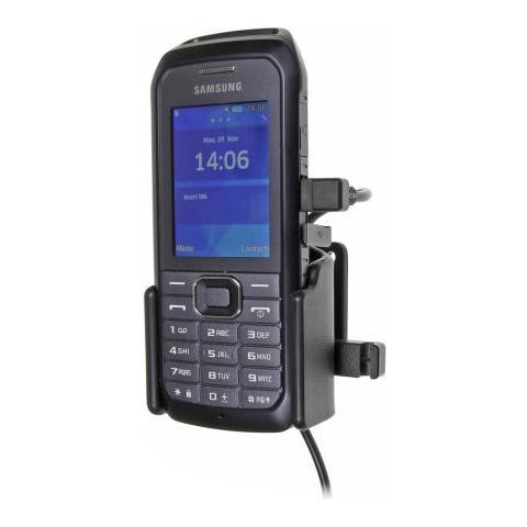 BRODIT 513791 Auto Active holder Nero supporto per personal communication