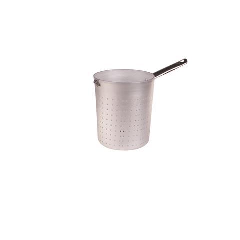 Colapasta Cilindrico 1 Manico Diametro 16 cm - Linea Alluminio 3 mm