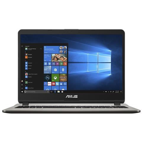 Image of Notebook F507UB-BQ628T Monitor 15,6'' Full HD Intel Core i7-7500U Ram 8 GB SSD 256 GB Nvidia GeForce MX 110 2 GB 1xUSB 3.0 Windows 10 Home