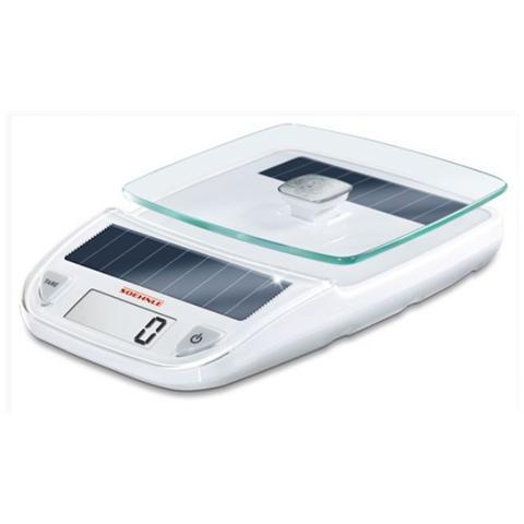 Bilancia Elettronica da Cucina Portata 5 Kg - Modello Easy Solar