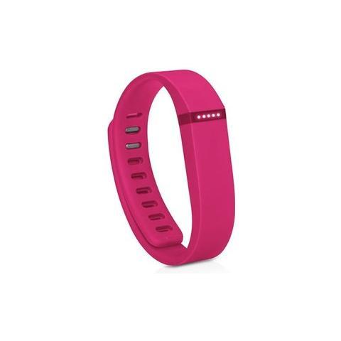 FITBIT Flex Braccialetto Wireless per monitoraggio Attività Fisica e Sonno - Rosa