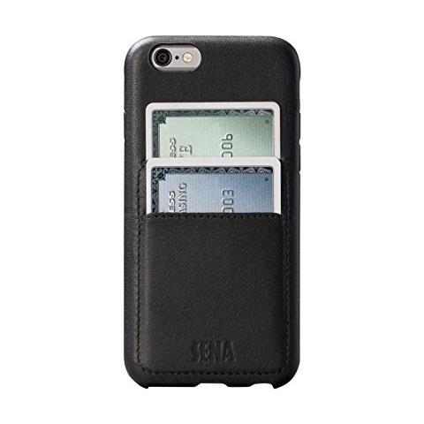 SENA Cases Snap On iPhone 6 / 6s Plus nero