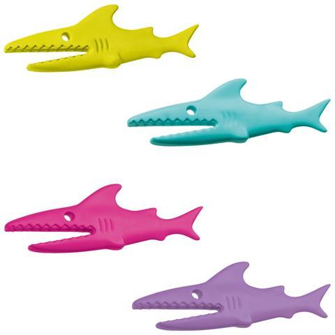 Koziol 4 Mollette Sharky - Assortiti