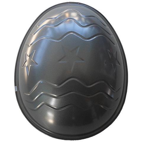 Stampo Antiaderente Uovo Di Pasqua, Dimensioni 280x220 Mm