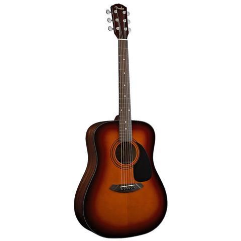 Fender Cd60 Sunburst V2 Chitarra Acustica Marrone