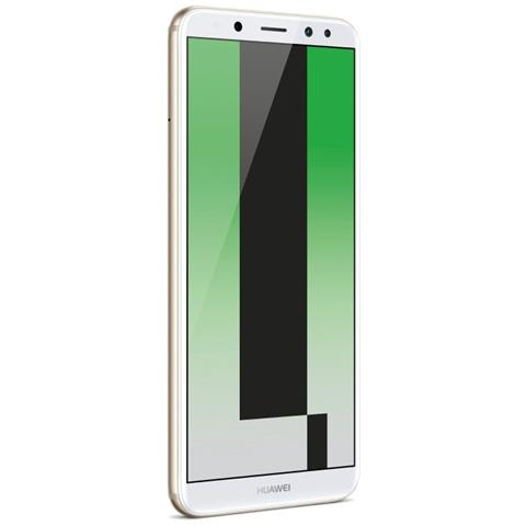 Mate 10 Lite Oro Display 5.9'' Full HD Octa Core Ram 4GB Storage 64GB +Slot MicroSD Wi-Fi +4G Fotocamera 16Mpx Android - Italia