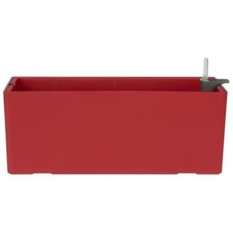 Gardiniere Rimini - 20 X 51 X H 20 Cm - 17 L - Rosso