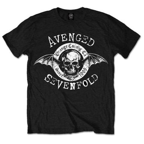 ROCK OFF Avenged Sevenfold - Origins (T-Shirt Unisex Tg. 2XL)