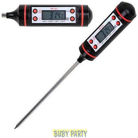 Decora® Termometro Digitale Da Cucina Da -50° A +300° Eco