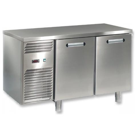 Tavolo Refrigerato 2/3/4 Sportelli + Motore. Refrigerazione Ventilata