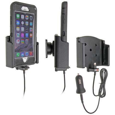 BRODIT 521741 Auto Active holder Nero supporto per personal communication