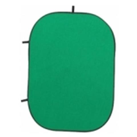 Foldable Background verde, 150x200cm