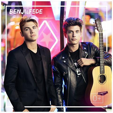 WARNER MUSIC Benji & Fede - 0+