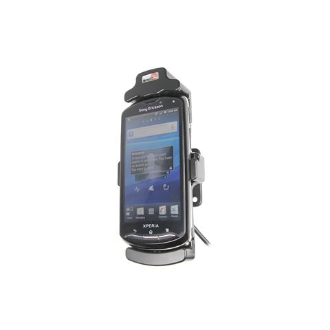 Brodit 513323 Active holder Nero supporto per personal communication