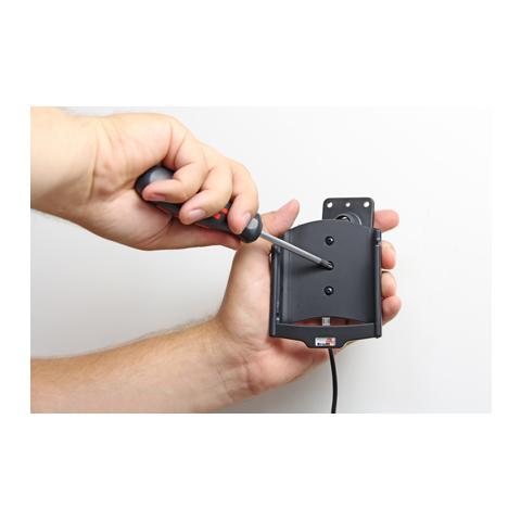 BRODIT 521750 Auto Active holder Grigio supporto per personal communication
