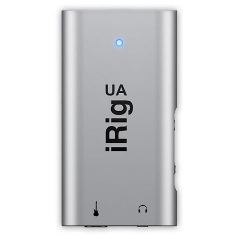 IK MULTIMEDIA iRig UA interfaccia processore chitarra / basso universale Android