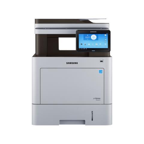 Image of Stampante Multifunzione ProXpress SL-M4560FX Laser B / N Stampa Copia Scansione Fax A4 45 ppm Ethernet USB
