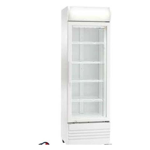 Espositore Refrigerato Ventilato Per Bibite Con Porta Vetro +2 / +8°c