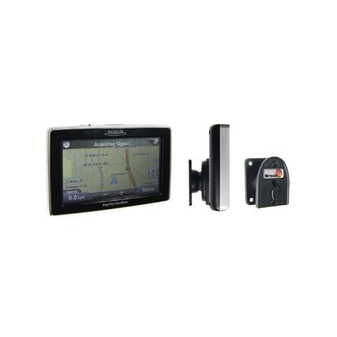 Brodit 511012 Auto Passivo Nero supporto e portanavigatore