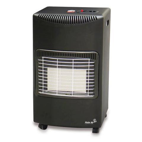 Stufa a Gas Infra 42 Potenza Massima 4,2 kW 80 m2 riscaldabili