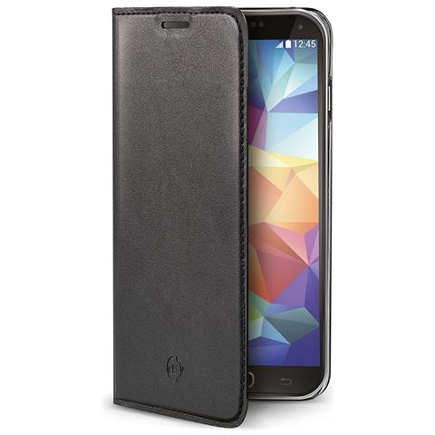 CELLY = > > Air Case For Galaxy S5 Bk