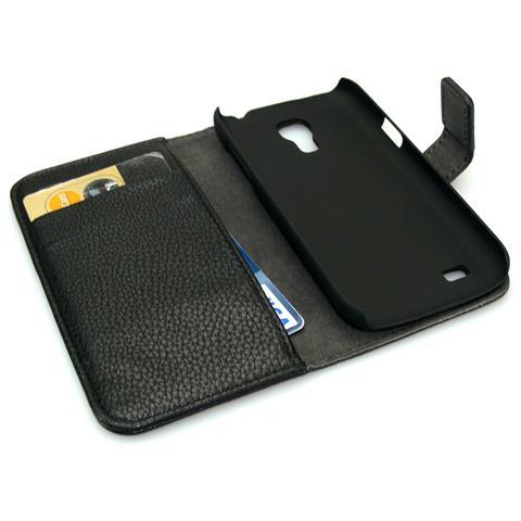 SANDBERG Cover wallet S4 Mini Black