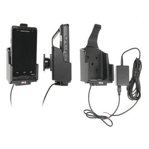 BRODIT 513833 Active holder Nero supporto per personal communication