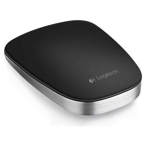 Image of Ultrathin Touch Mouse T630 - Mouse - wireless - Bluetooth - nero