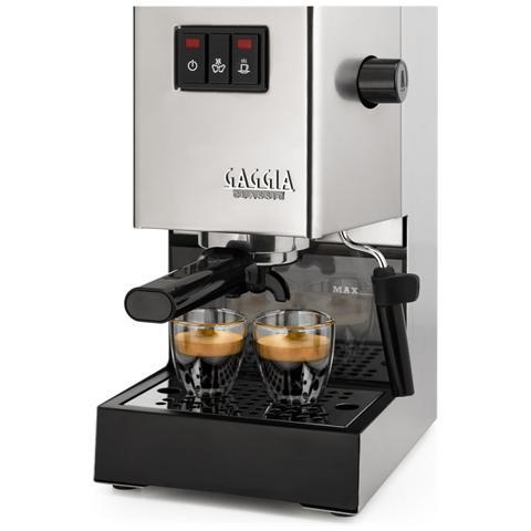 RI940311 Classic Inox Macchina del Caffè Espresso Manuale Potenza 1300 Watt