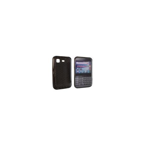 Samsung Custodia Samsung B7510 Galaxy Pro Gel Tpu Black