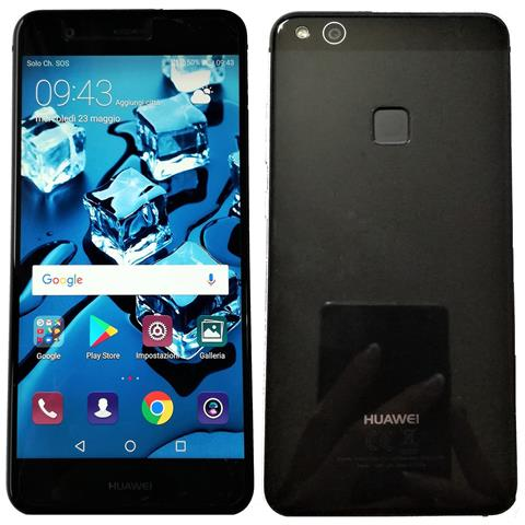 Smartphone Usato Cellulare Android Huawei P10 Lite Nero Was-lx1