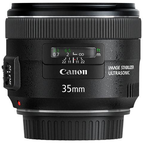 Obiettivo 35 mm F / 2 IS USM Attacco Canon EF