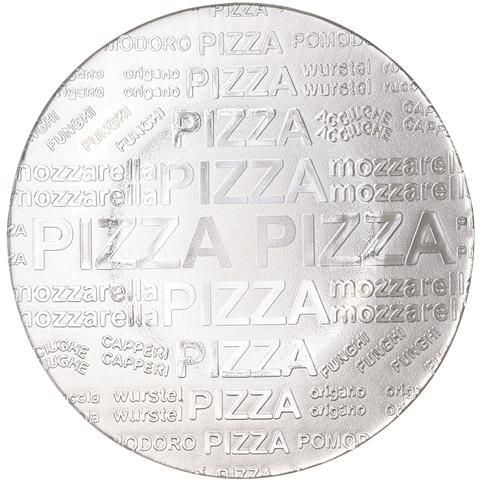 Piatto Pizza in Vetro Trasparente 35,0 cm