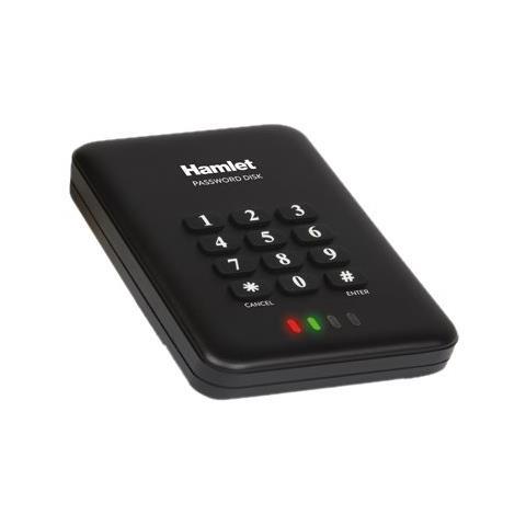 Image of Hard Disk da Esterno Password Disk 500GB 2.5'' Interfaccia USB 3.0