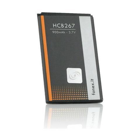 FONEX Batteria Li-Ion High Capacity 900 mAh per Nokia 6101/5100