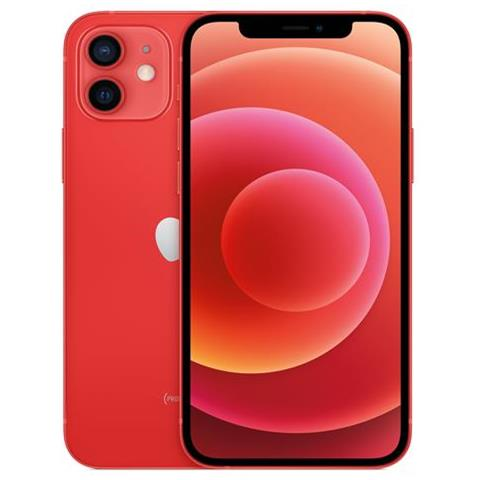 Image of iPhone 12 256 GB Rosso