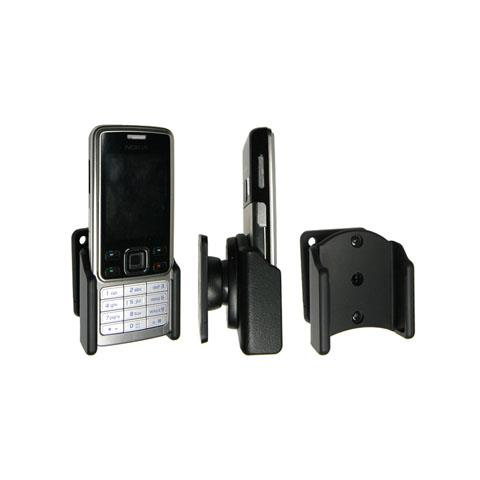 Brodit 875131 Passive holder Nero supporto per personal communication