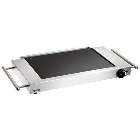 Piastra di cottura grill in vetroceramica 50-250C 220V