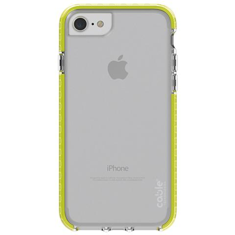 cover iphone 7 sottile trasparente
