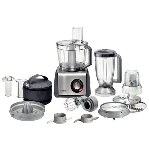 MCM68861 Robot Da Cucina Potenza 1250 Watt Capacità 3.9 Litri Colore Silver