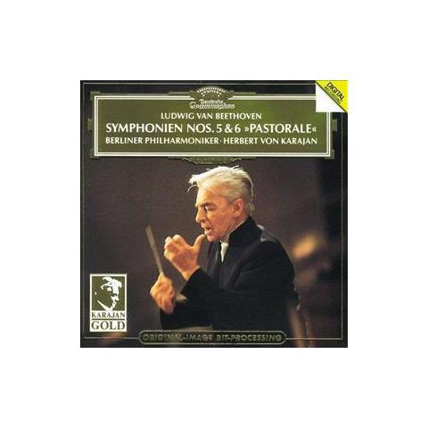 Video Delta Cd Beethoven, L. Van-symphonies 5 & 6