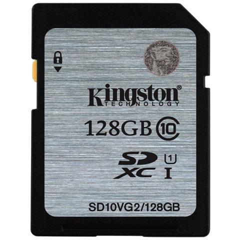 Secure Digital 128GB Ultra High Speed SDHC Class 10