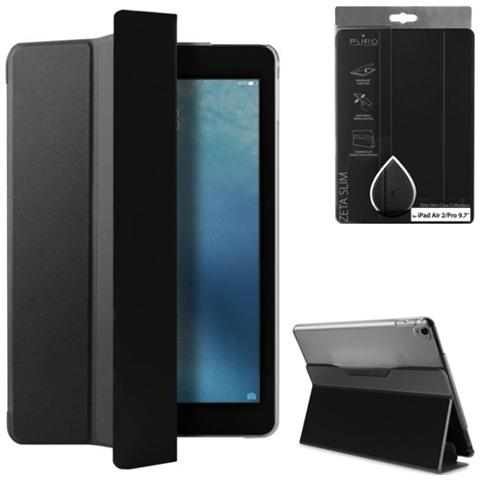 "Puro Custodia Zeta Slim iPad Air 2 / iPad Pro 9,7"" Nero"
