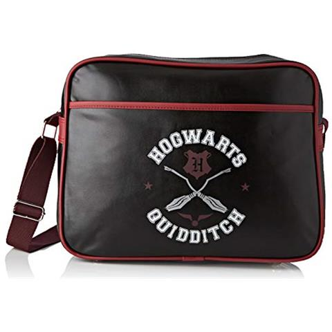HALF MOON BAY Harry Potter Quidditch Retro Borse - Snitch