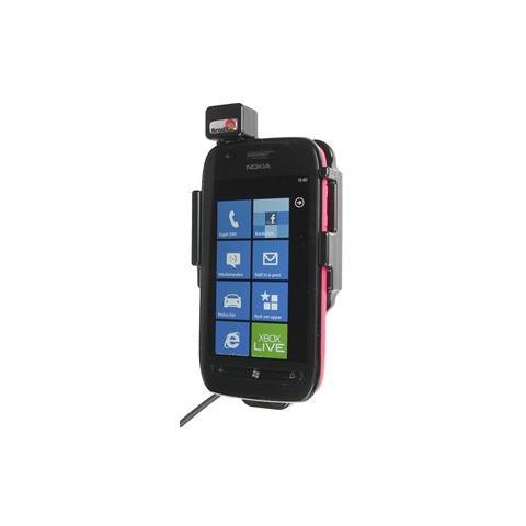 Brodit 513359 Active holder Nero supporto per personal communication