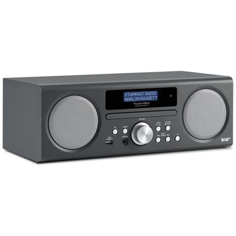 TECHNISAT TechniRadio Digit CD antracite