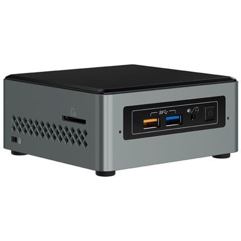 NUC Kit NUC6CAYH Intel Celeron J3455 Quad Core 1.5 GHz No Ram No Hard Disk 4xUSB 3.0 S. O....