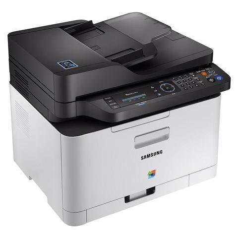 Image of Stampante Multifunzione Xpress SL-C480FW Laser a Colori Stampa Copia Scansione Fax A4 18 Ppm Wi-Fi USB Ethernet