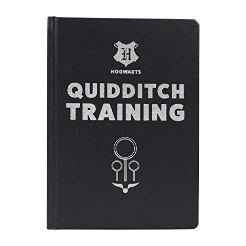 HALF MOON BAY Quaderno A5 Di Harry Potter - Quidditch (diario Di Addestramento)